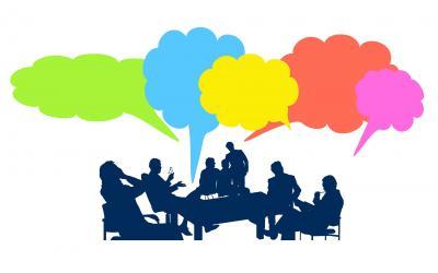 Wir freuen uns auf ein angeregtes Austauschen und Sammeln aller eurer Erfahrungen